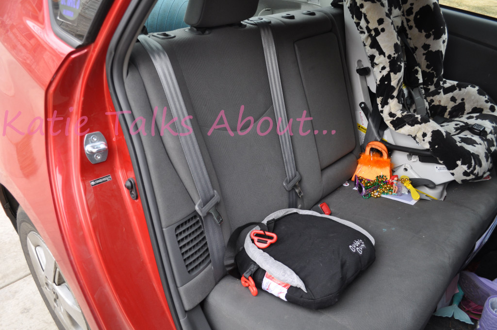 Make travel easier with BubbleBum inflatable booster seat | But I ...