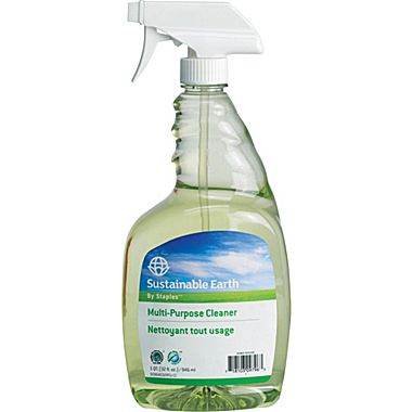 staples all purpose cleaner