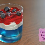 4th of July Jell-O treat