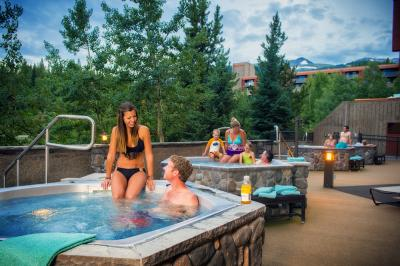 beaver run hot tub